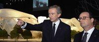"""Hollande inaugure """"l'extraordinaire"""" musée futuriste de la Fondation Vuitton"""