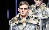 Emporio Armani: New materials for natty yetis