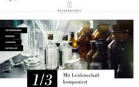 Dufthaus Mäurer & Wirtz mit neuem Digitalauftritt