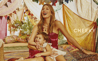 La marca infantil Cheeky y Dolores Barreiro lanzan una colección cápsula para niñas