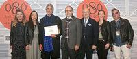 El diseñador Josep Abril gana el premio '080 Barcelona Fashion'