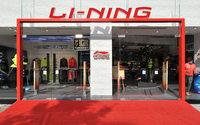 Li Ning: vendite aumentate del 13% nel 2016