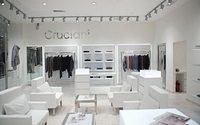 В галереях «Времена года» открылся бутик Cruciani