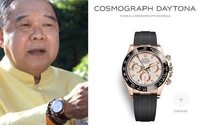 Thai 'Rolex General' luxury watch claims probed