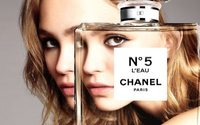 Chanel unveils the 'N°5 L'Eau' fragrance, embodied by Lily-Rose Depp