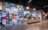 Vans open biggest European store on London's Oxford Street