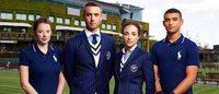 Polo Ralph Lauren presents new uniforms for Wimbledon officials