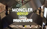 Moncler exprime son projet Genius au Printemps