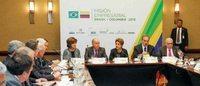 Encontro empresarial Brasil-Colômbia busca aumentar comércio bilateral