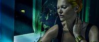 Kate Moss estrela campanha da Alexander McQueen