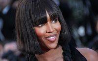 Naomi Campbell revient à Londres pour un défilé caritatif