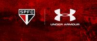Under Armour torna-se patrocinador do São Paulo FC