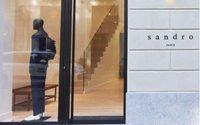Sandro: prima boutique in Italia interamente dedicata all'Uomo