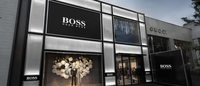 Hugo Boss reopens flagship store in Mexico City