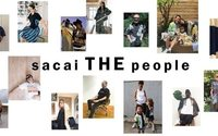 Sacai launches e-commerce store with designer's friends posing as models