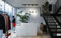 SET eröffnet weltweit ersten Store in Berlin