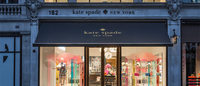 ​Kate Spade unveils two-level store on Regent Street