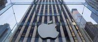 Apple: ricavi e utili volano spinti dalle vendite di iPhone e dalla domanda cinese