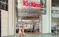 Kickers teste un nouveau concept de magasin en Ile-de-France
