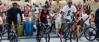 G-Star: Pharrell Williams inaugura monomarca a New York