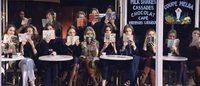 La pré-collection automne-hiver 2015 de Sonia Rykiel mise en scène dans un court métrage