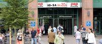 Start der Erweiterung des Pep-Einkaufszentrums in München-Neuperlach