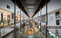 A Edimbourg, un centre commercial converti en outlet