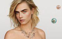 Кара Делевинь стала новым лицом ювелирной линии Dior