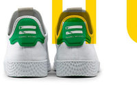 Adidas launcht weitere Kooperation mit Pharrell Williams