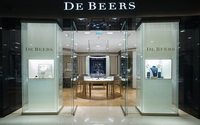 В галереях «Времена года» открылся бутик ювелирного бренда De Beers Diamond Jewellers