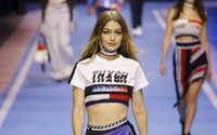 Tommy Hilfiger takes pole position in Milan