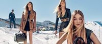 Campagna Versace con super top model