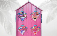 Emilio Pucci takes its 'bikini bar' on tour