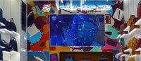 Piquadro: un nuovo look per lo storico negozio di Via della Spiga