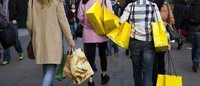 UK retail spending rises at fastest rate in almost a year