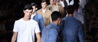 MMU: Calvin Klein e il finto jeans jacquard