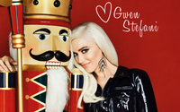 Gwen Stefani fronts Westfield's Christmas campaign