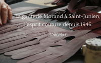 Morand, le maître gantier s'offre une nouvelle identité de marque et un e-shop