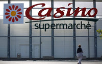 French retailer Casino targets further 2 billion euros of asset sales