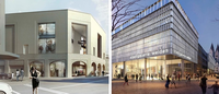 Hertie-Haus in Weiden wird Shoppingcenter
