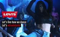Levi's приглашает танцевать