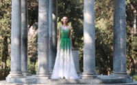 Altaroma, il giardino incantato di Balestra
