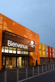 Compiegne Carrefour Venette