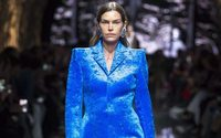 Balenciaga: lavish and LED-driven
