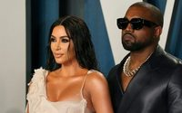 Kim Kardashian demande le divorce de Kanye West