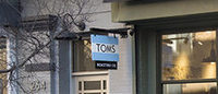 TOMS opens first NYC flagship