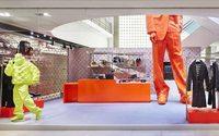Louis Vuitton et sa mode homme en vedette cet été aux Galeries Lafayette