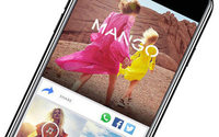 Mango : les clients donnent le tempo des boutiques via Shazam