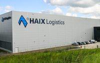 Haix nimmt internationales Logistikzentrum in Betrieb