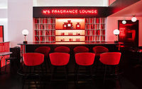 Chanel brings Le Rouge pop-up shop to New York